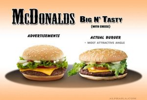 Common False Advertising Practices